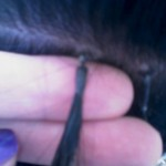 Работы по наращиванию волос Харьков