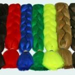 Канекалон для плетения косичек НОВИНКА из Испании