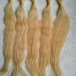 Славянские волосы для наращивания новые поступления светлые
